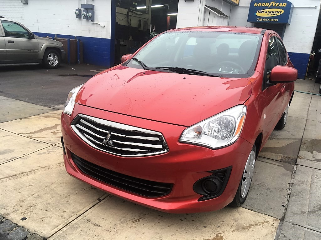 Used Car - 2017 Mitsubishi Mirage G4 ES for Sale in Staten Island, NY