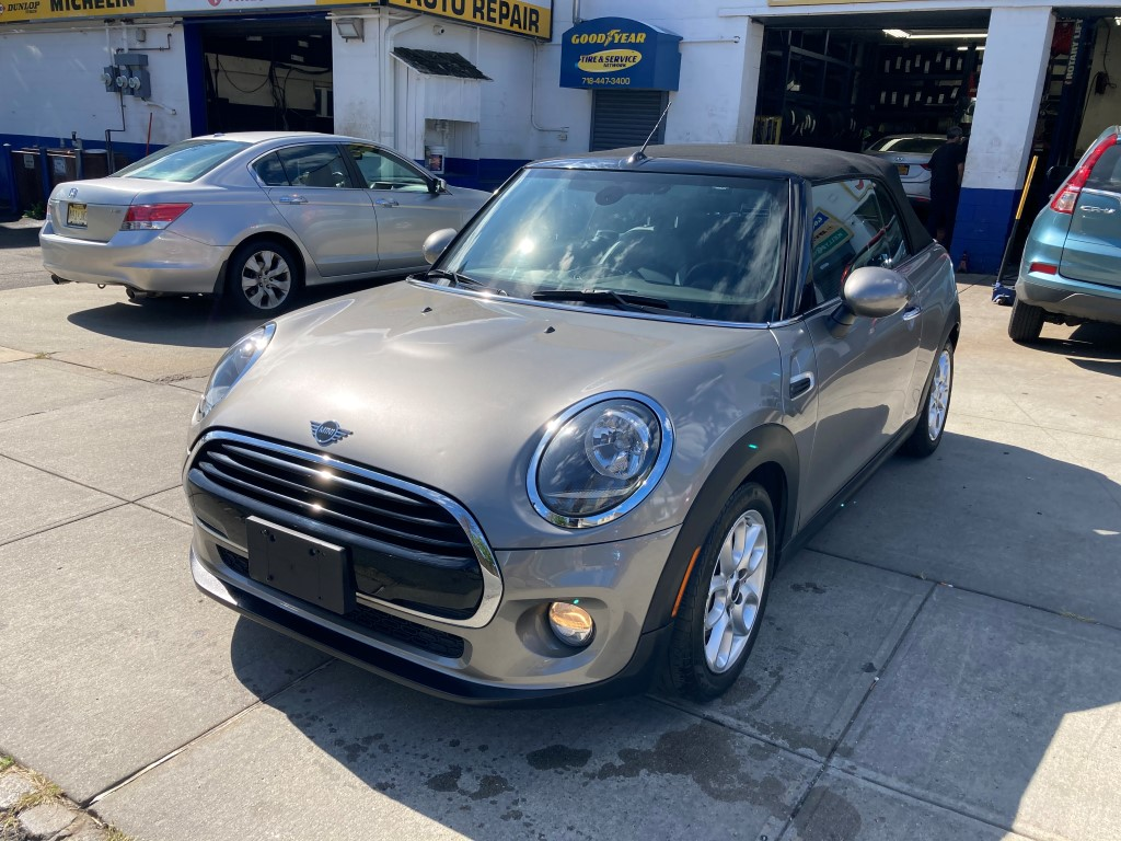 Used Car - 2019 MINI Convertible Cooper for Sale in Staten Island, NY