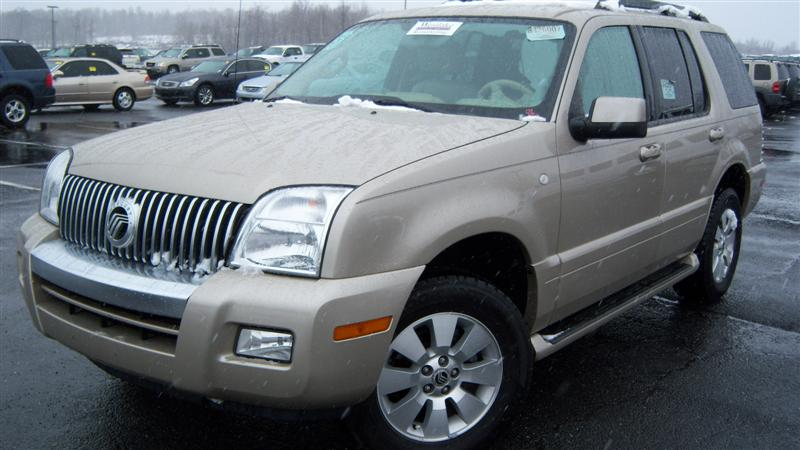 used 2006 mercury mountaineer awd luxury sport utility 9. Black Bedroom Furniture Sets. Home Design Ideas