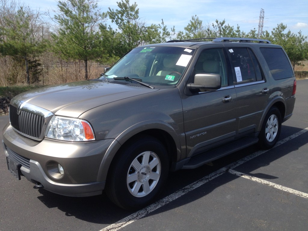Ford lincoln navigator used for sale for Used car motors for sale