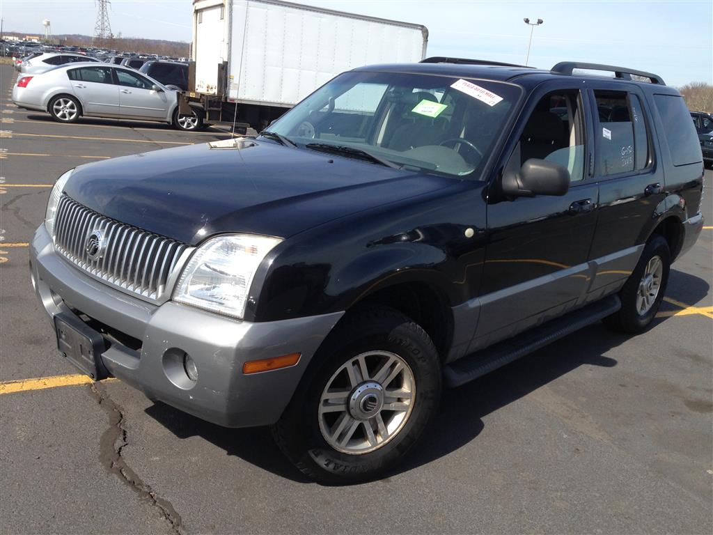 Used Car - 2003 Mercury Mountaineer for Sale in Brooklyn, NY