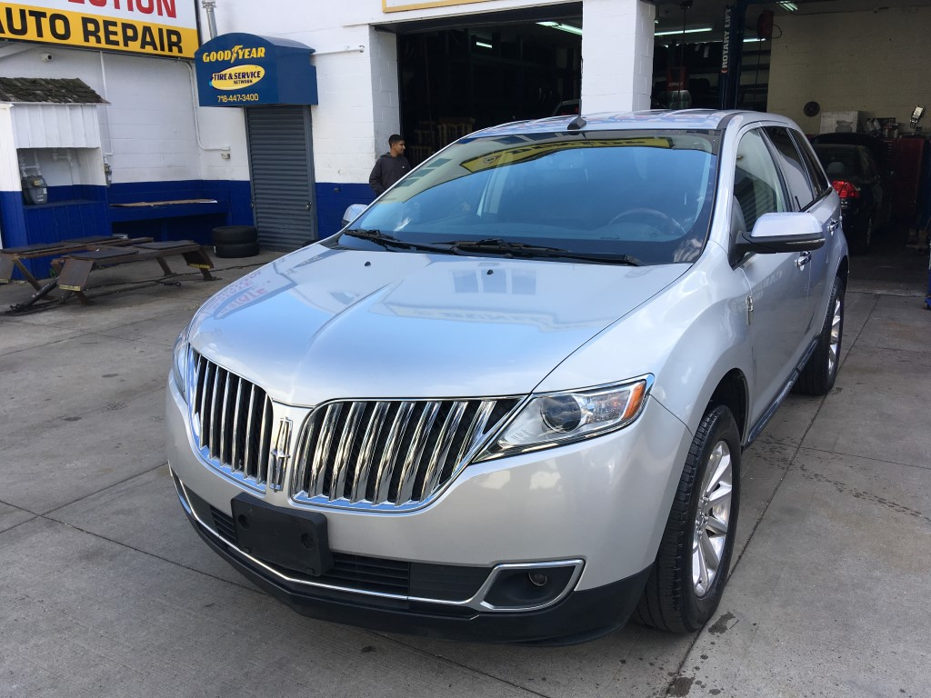 Used Car - 2012 Lincoln MKX Base AWD for Sale in Staten Island, NY