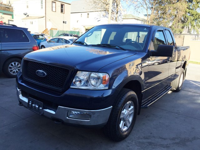 Used Ford F 150 For Sale In Rochester Ny: Used 2004 Ford F-150 XLT Truck $4,990.00