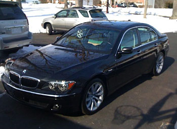 2007 7 Series BMW Car for sale in Brooklyn, NY