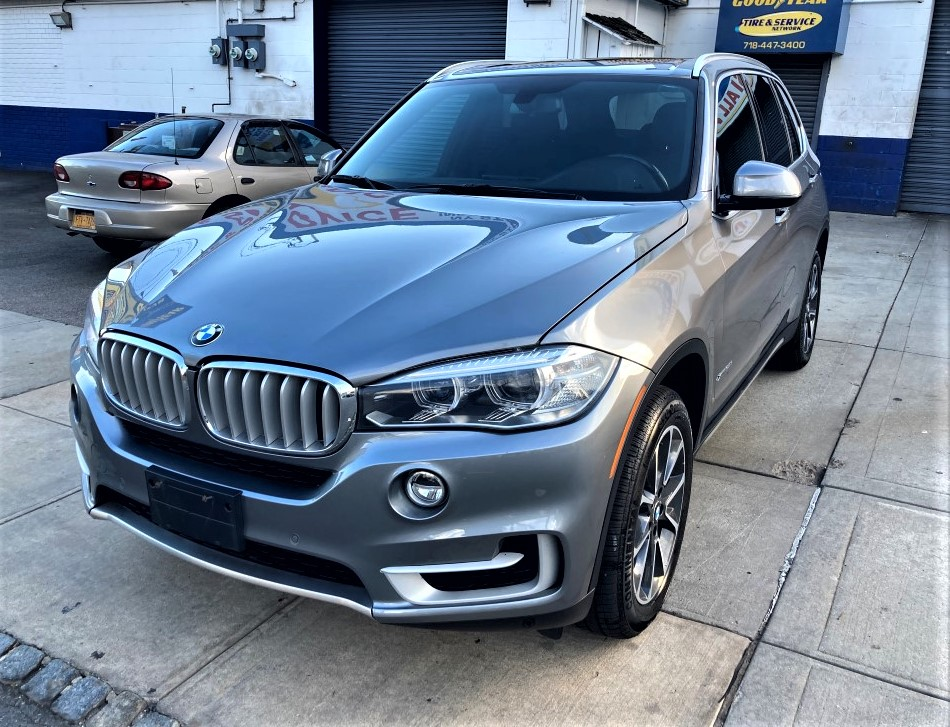 Used Car - 2017 BMW X5 xDrive35d AWD for Sale in Staten Island, NY