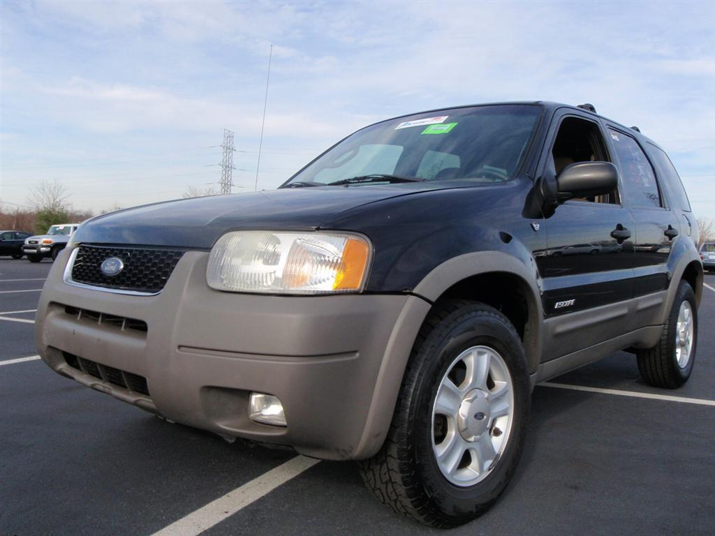offers used car for sale 2002 ford escape xlt sport utility 3. Black Bedroom Furniture Sets. Home Design Ideas