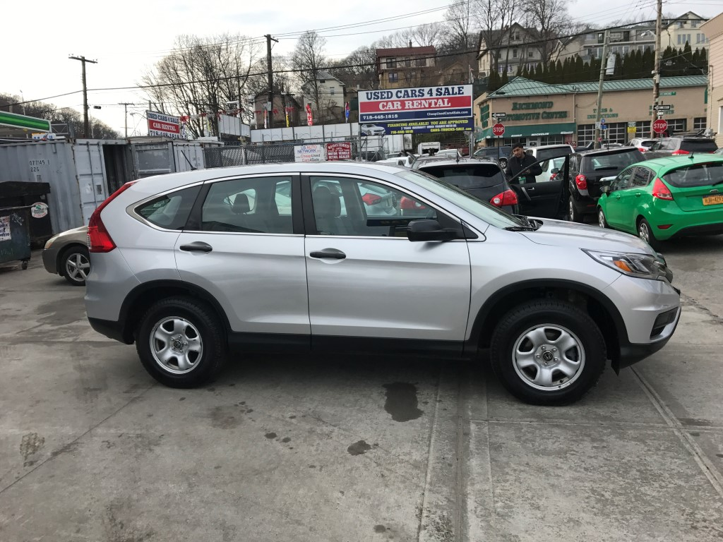 used 2016 honda cr v lx suv 17