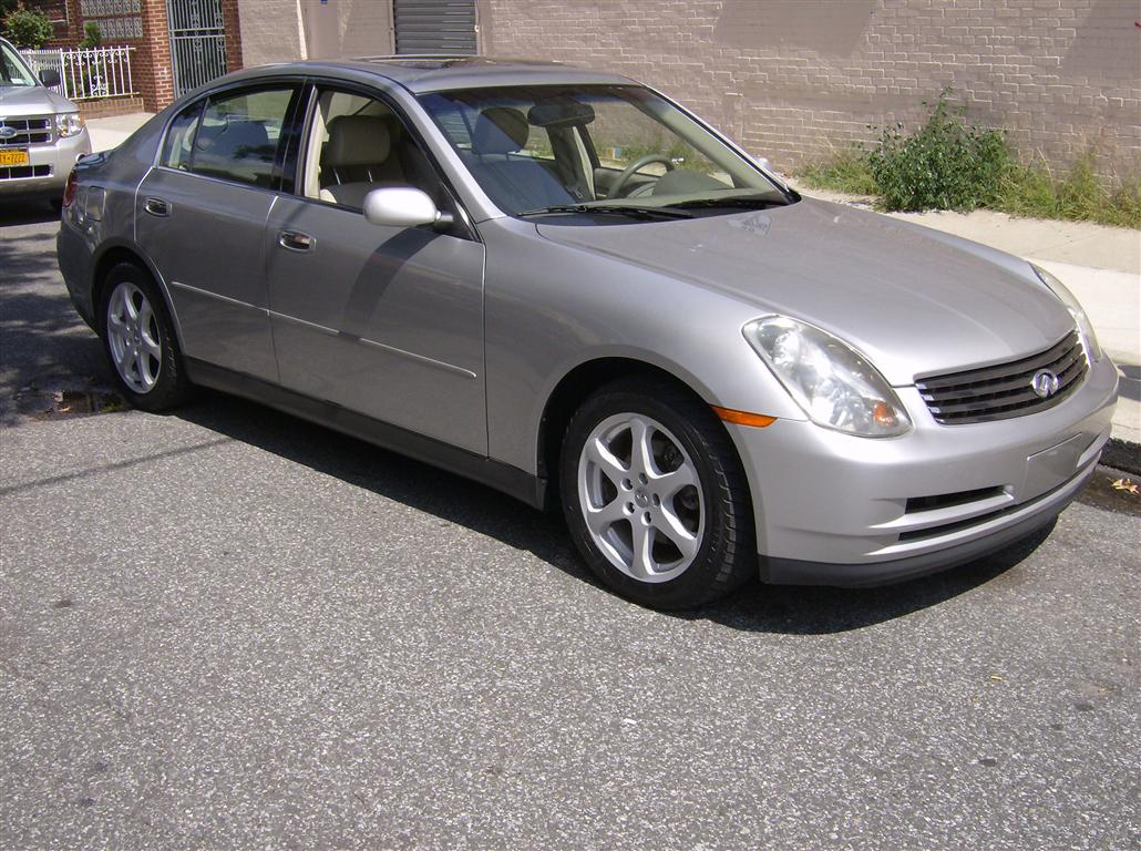 pics photos 2003 infiniti g35 used cars for sale. Black Bedroom Furniture Sets. Home Design Ideas