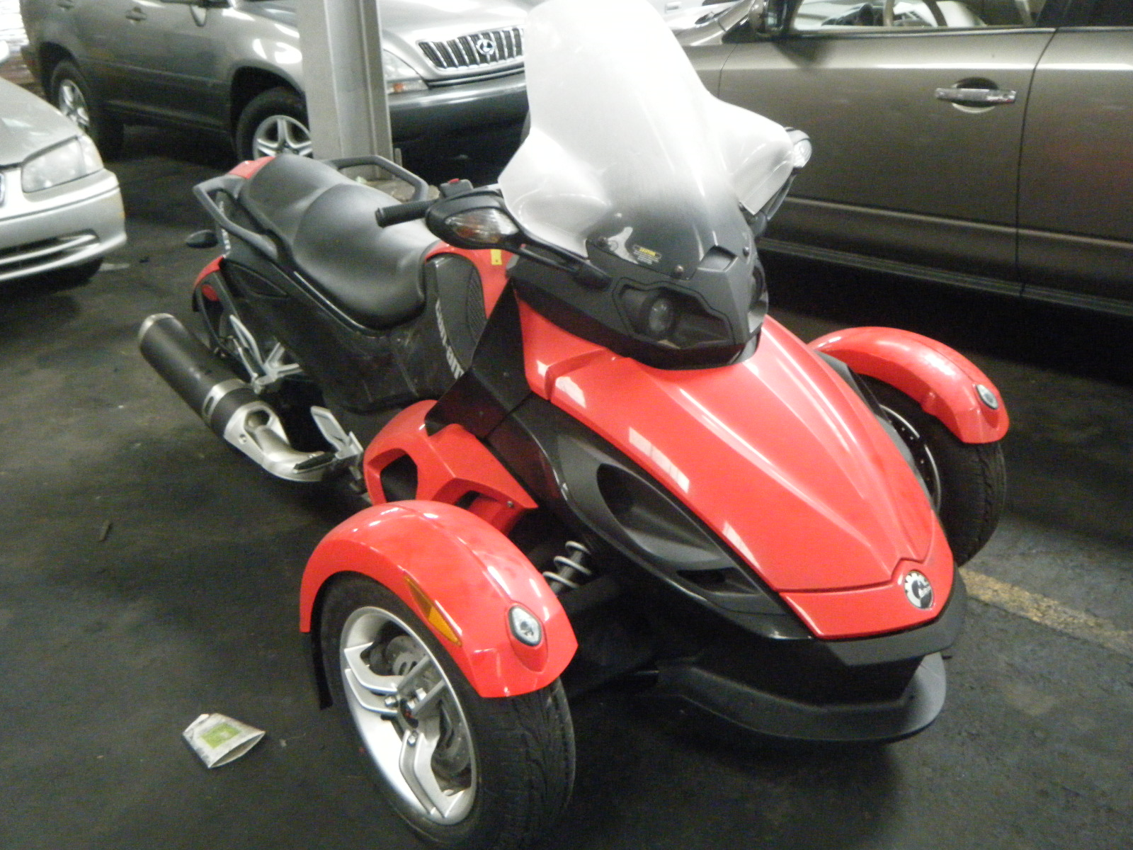 further Can Am Spyder Black And Silver as well P Atmv Ngk G Fl Cg P S moreover A E Daef F C D Febf Cc in addition P Aqidrd V Pd Cv Euqjigkc. on can am spyder vin number location
