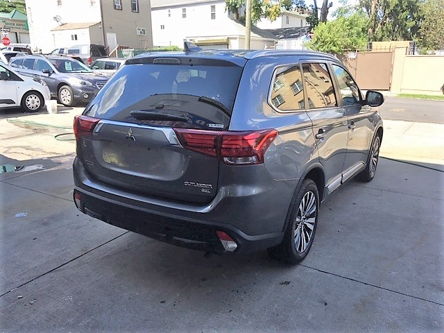 Used - Mitsubishi Outlander SEL AWD SUV for sale in Staten Island NY