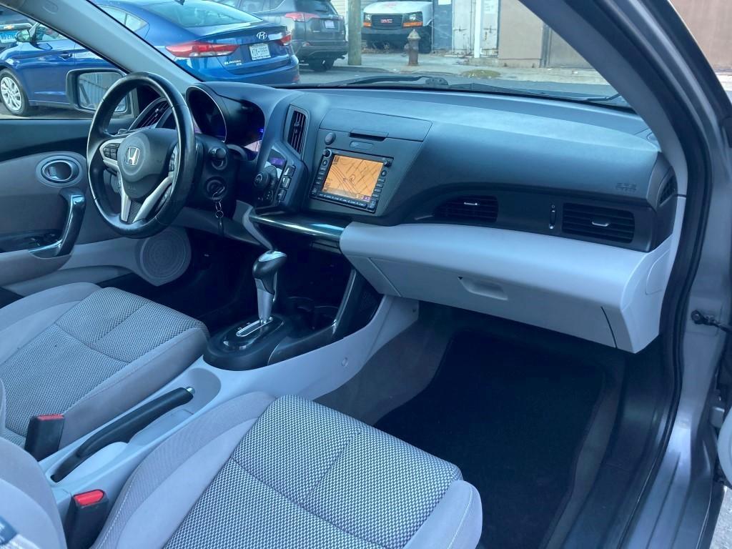 Used - Honda CR-Z EX Hybrid with Navi Hatchback for sale in Staten Island NY
