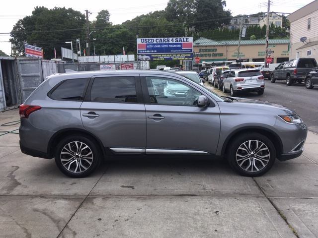 Used - Mitsubishi Outlander SEL SUV for sale in Staten Island NY