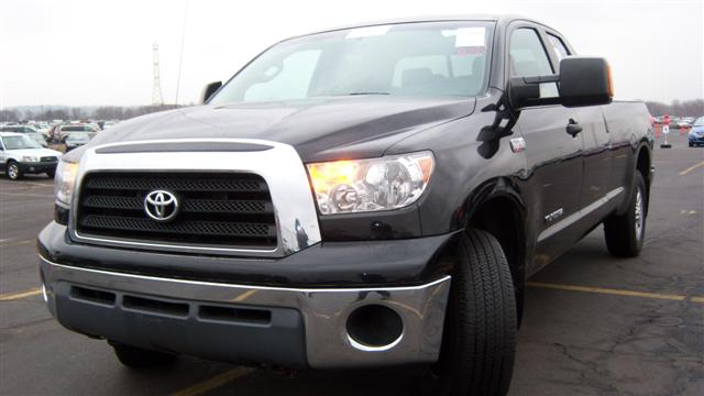 Tundra Double Cab >> Used 2007 Toyota Tundra SR5 Double Cab 4WD Truck $16,690.00