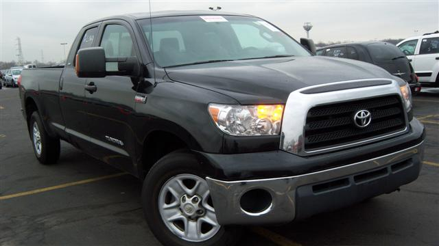 Used - Toyota Tundra SR5 Double Cab 4WD Truck for sale in Staten Island NY