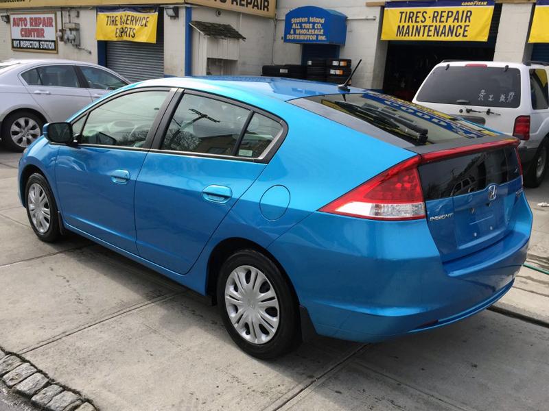 Used Honda Insight Lx Hybryd Hatchback 2 Door For In Staten Island Ny