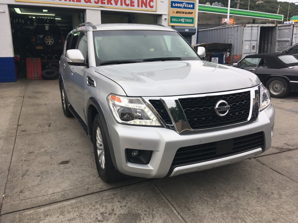 Used - Nissan Armada SV SUV for sale in Staten Island NY