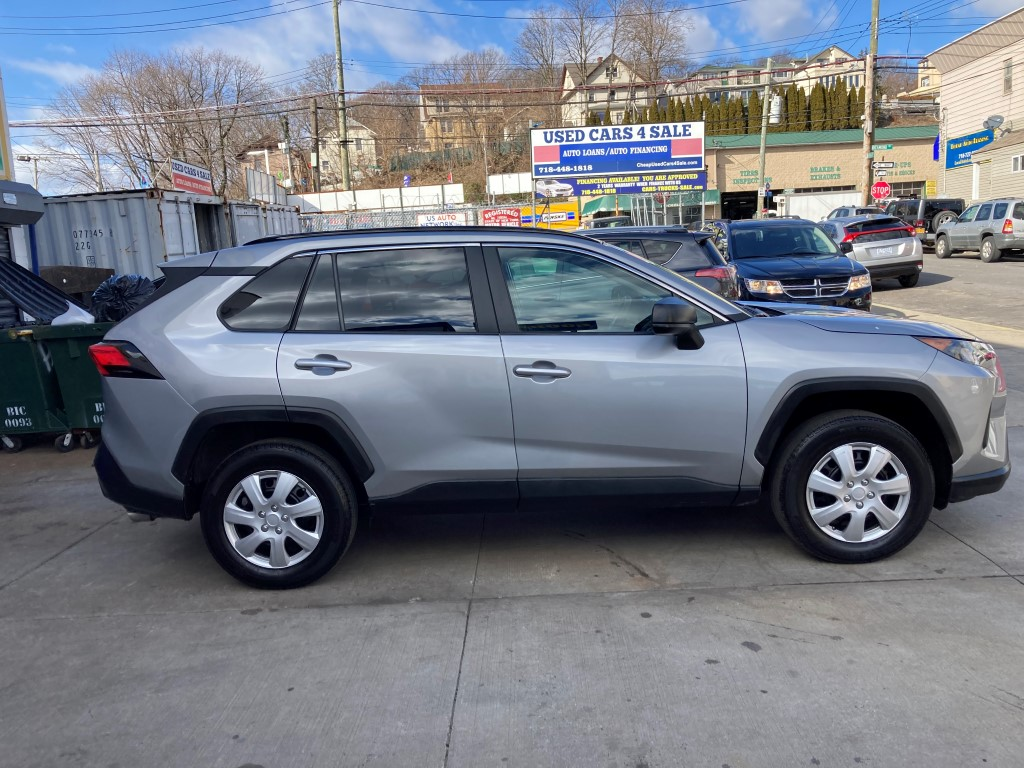 Used - Toyota RAV4 LE AWD SUV for sale in Staten Island NY