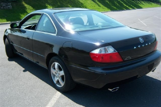 Used 2003 Acura Cl 2 Door Coupe 4 499 00