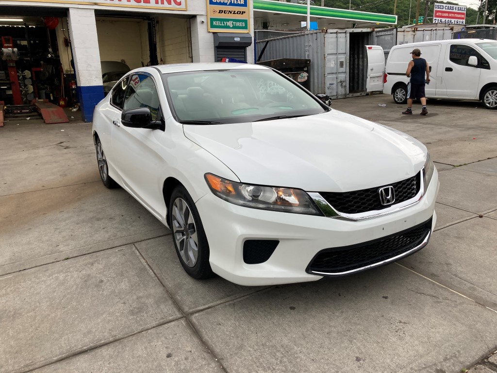 Used - Honda Accord LX-S Coupe for sale in Staten Island NY