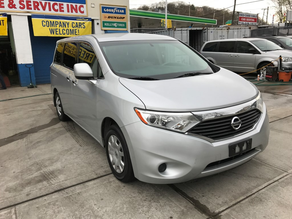 nissan quest minivan additional