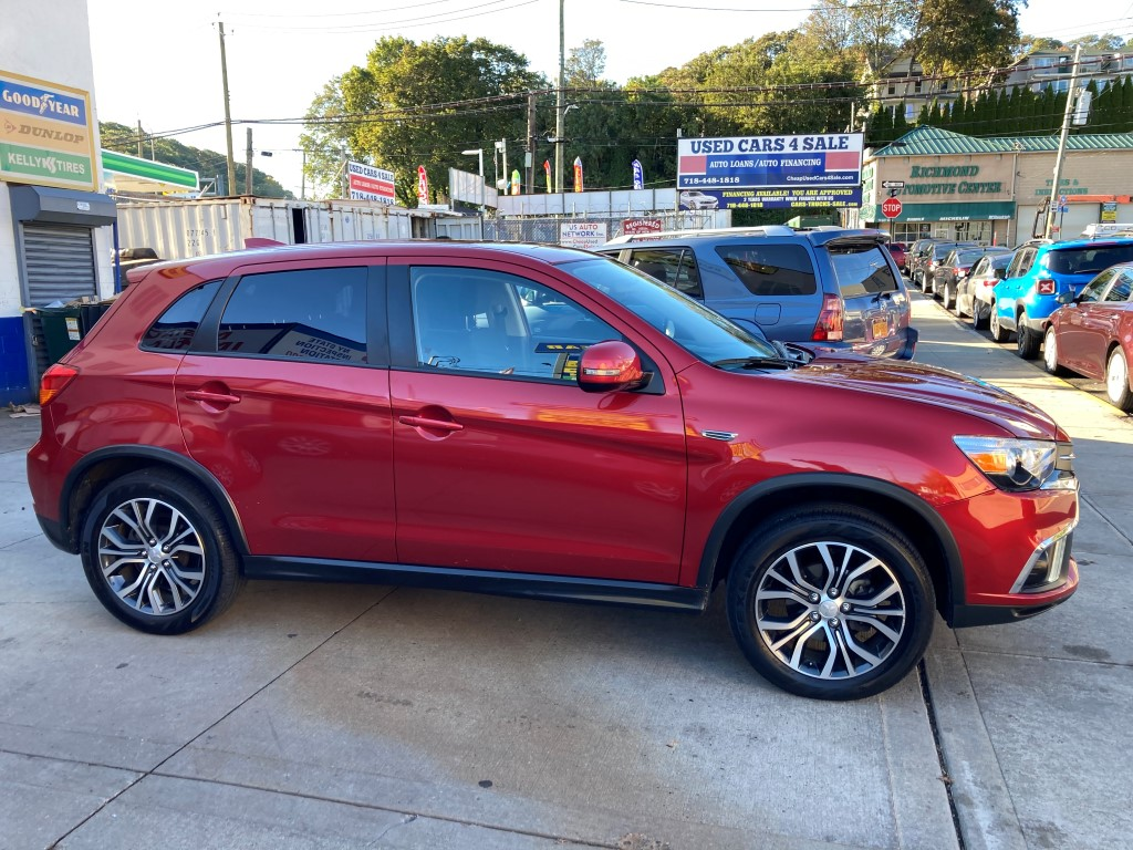 Used - Mitsubishi Outlander Sport SE SUV for sale in Staten Island NY