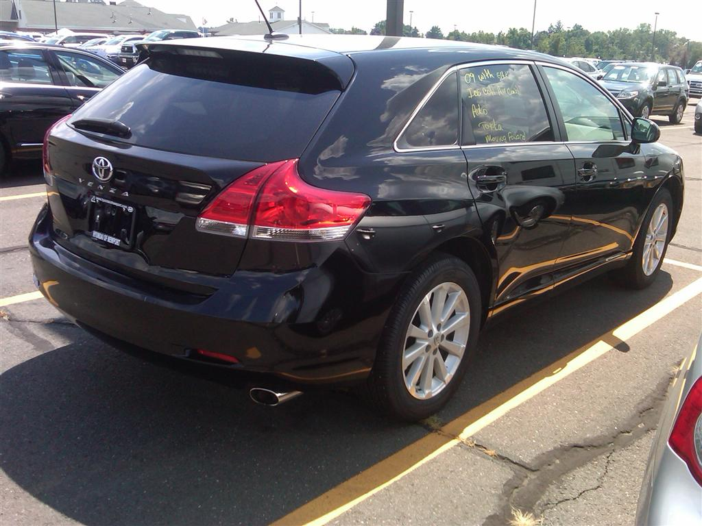 Used Nissan Altima For Sale >> Used 2009 Toyota Venza $19,990.00