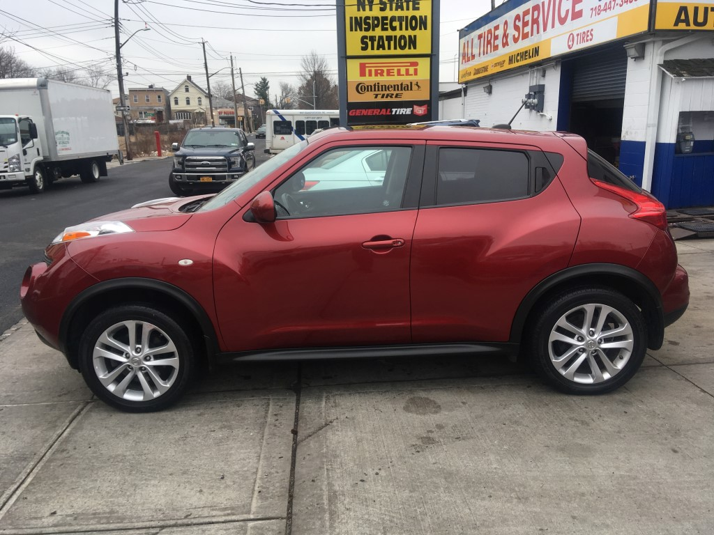 Used - Nissan Juke SV AWD Wagon for sale in Staten Island NY
