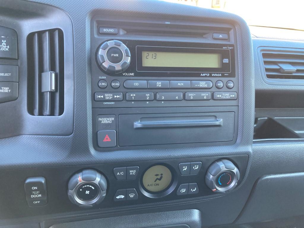Used - Honda Ridgeline Sport 4x4 Crew Cab Pickup Truck for sale in Staten Island NY