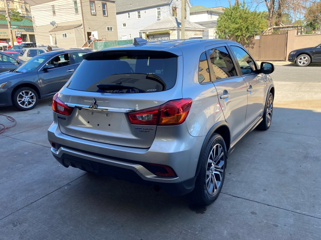 Used - Mitsubishi Outlander Sport ES AWD Wagon for sale in Staten Island NY