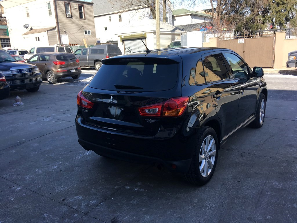 Used - Mitsubishi Outlander Sport ES Wagon for sale in Staten Island NY