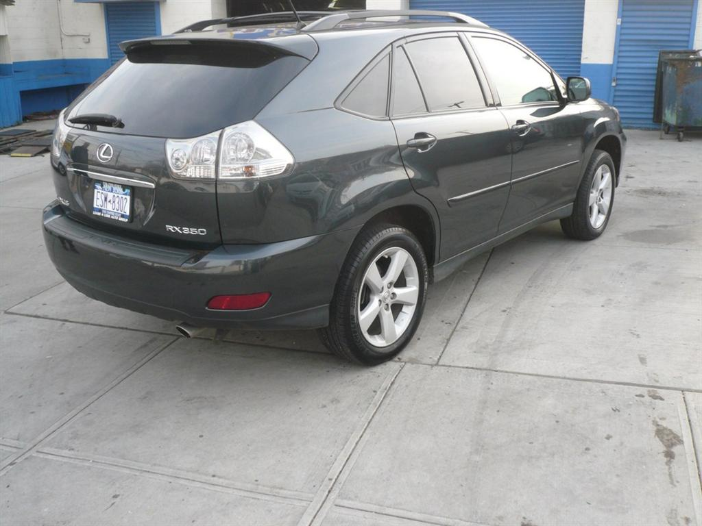 offers used car for sale 2007 lexus rx 350 sport utility awd 18. Black Bedroom Furniture Sets. Home Design Ideas