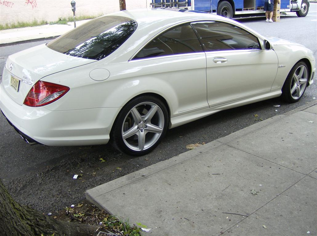 offers used car for sale 2008 mercedes benz cl63 amg coupe 54. Black Bedroom Furniture Sets. Home Design Ideas