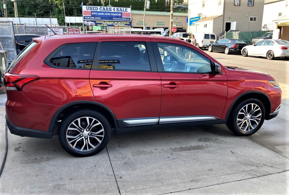 Used - Mitsubishi Outlander ES AWD SUV for sale in Staten Island NY