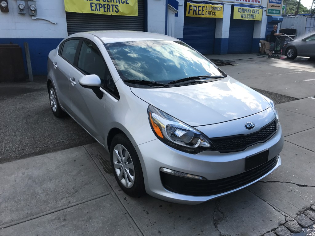 Used kia rio ex sedan for sale in staten island ny