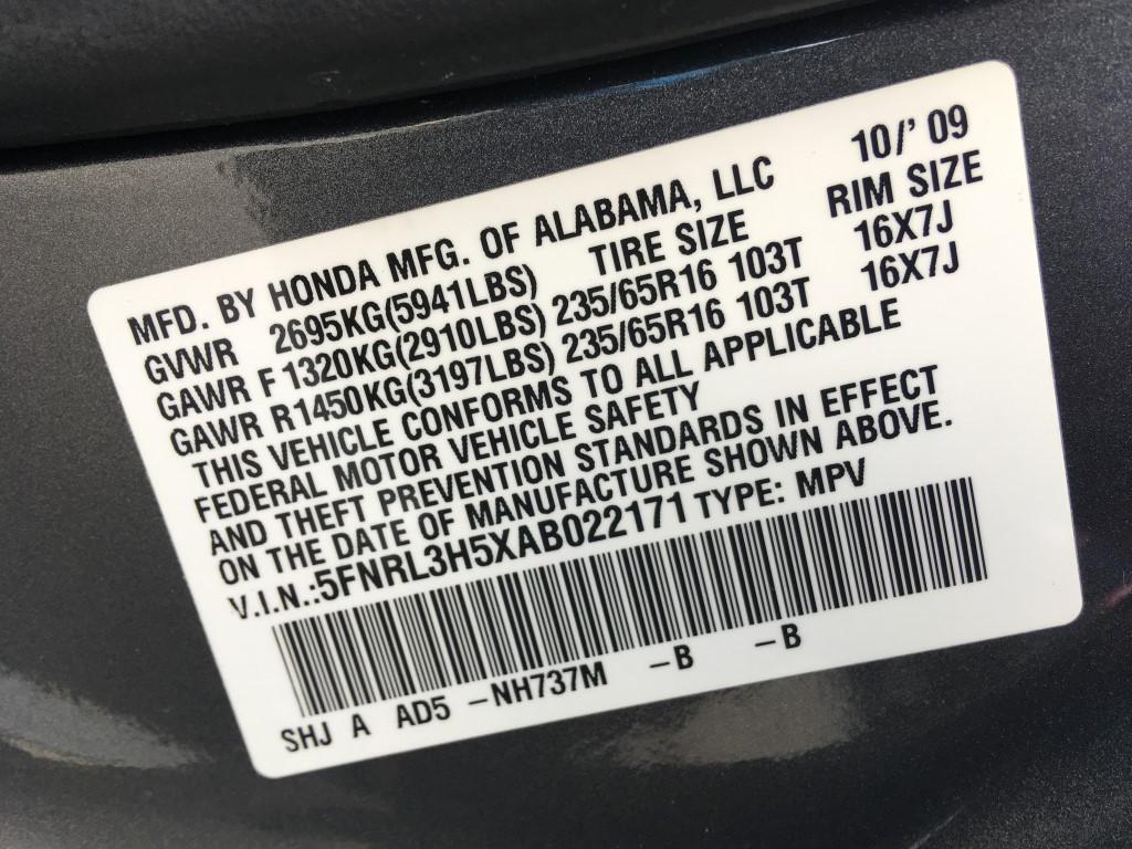 Used - Honda Odyssey EX Minivan for sale in Staten Island NY