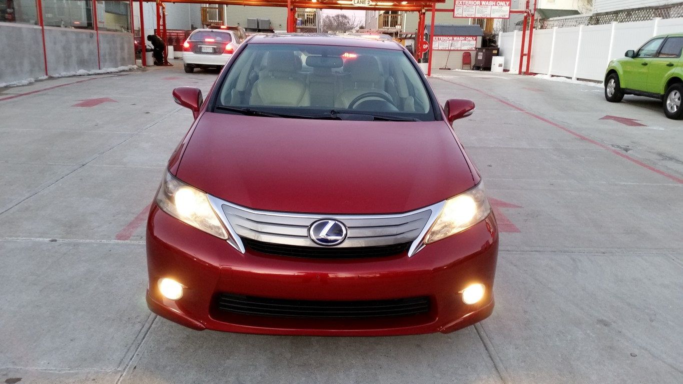 Used - Lexus HS 250h Sedan for sale in Staten Island NY