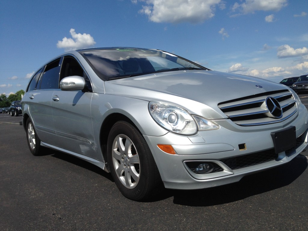 Used 2006 mercedes benz r class 9 for Cheap used mercedes benz for sale
