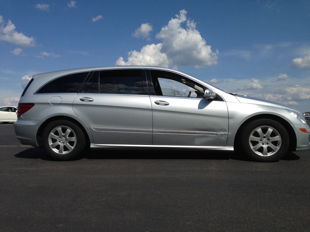 Used 2006 mercedes benz r class 9 for 2006 mercedes benz r class r350