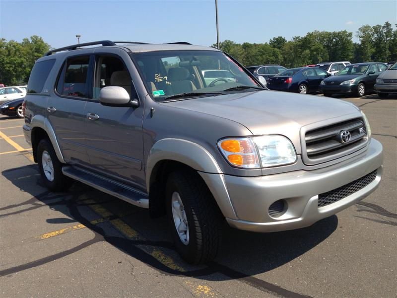 offers used car for sale 2001 toyota sequoia sport utility 6 in. Black Bedroom Furniture Sets. Home Design Ideas