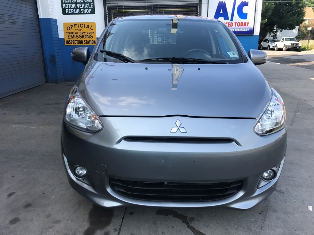 Used - Mitsubishi Mirage ES Hatchback for sale in Staten Island NY