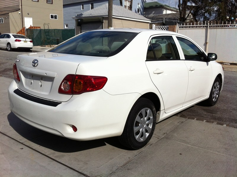 offers used car for sale 2009 toyota corolla ce sedan 8 in. Black Bedroom Furniture Sets. Home Design Ideas