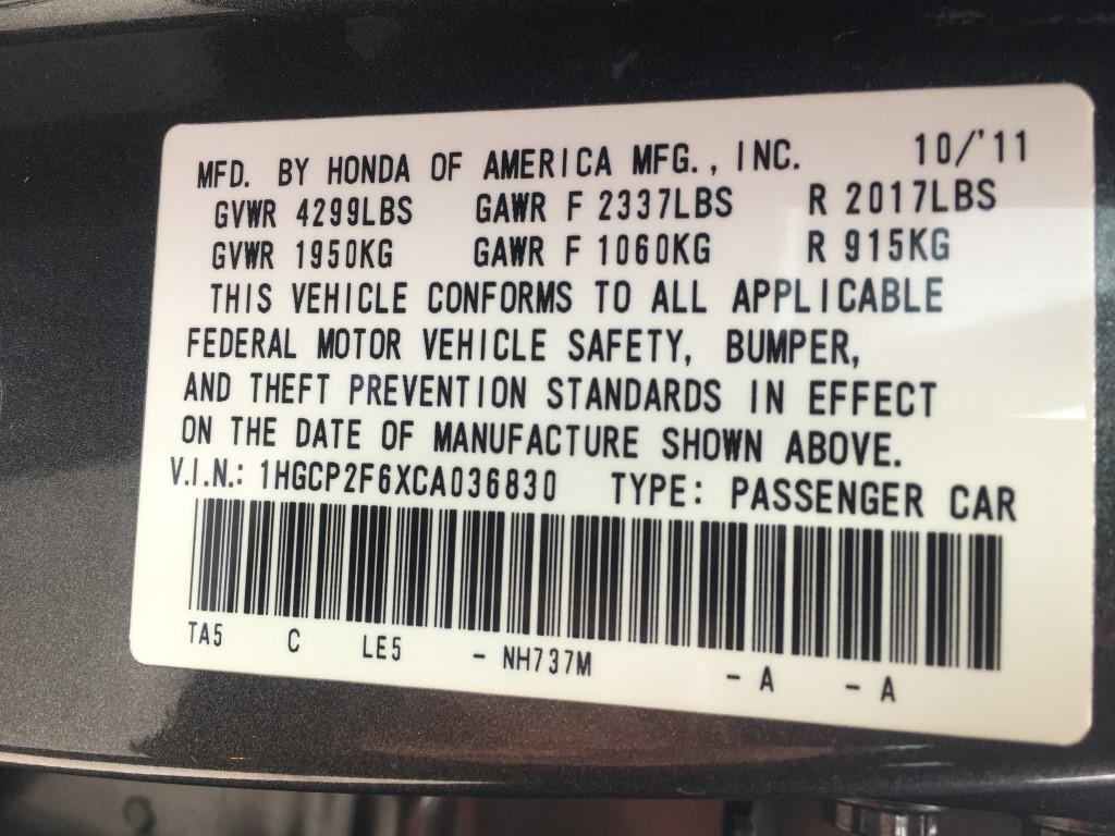 Used - Honda Accord SE Sedan for sale in Staten Island NY