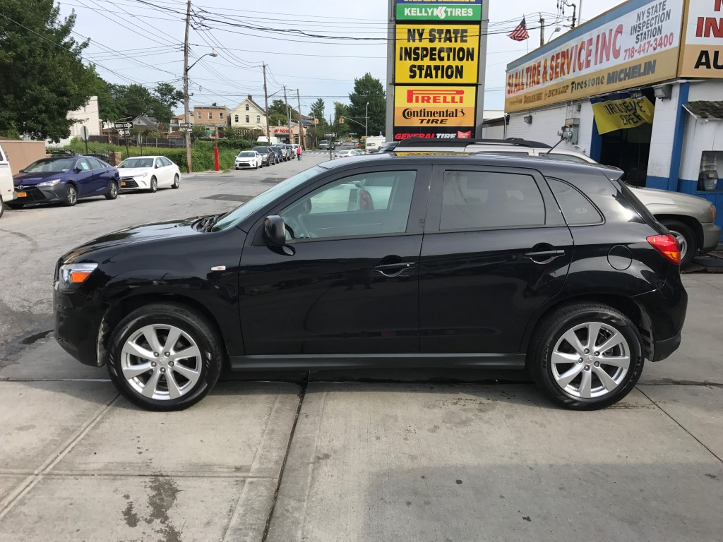 Used - Mitsubishi Outlander Sport SUV for sale in Staten Island NY