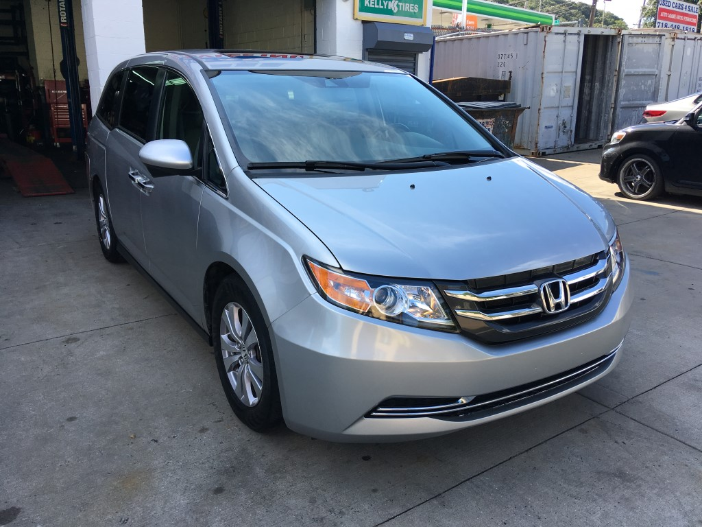 Used - Honda Odyssey EX L Minivan for sale in Staten Island NY
