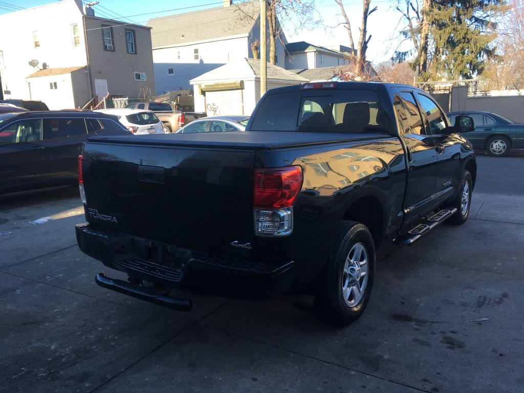 Used - Toyota Tundra Grade 4x4 Double Cab Pickup Truck for sale in Staten Island NY