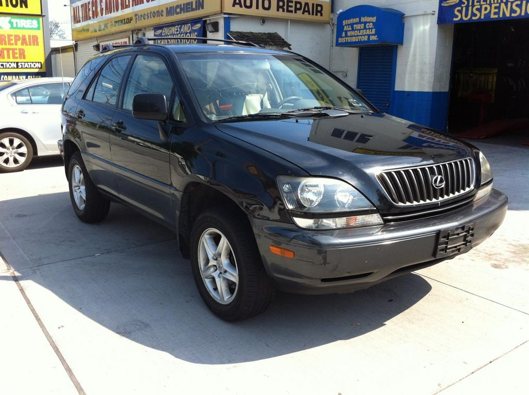offers used car for sale 2000 lexus rx 300 sport utility 5 in. Black Bedroom Furniture Sets. Home Design Ideas