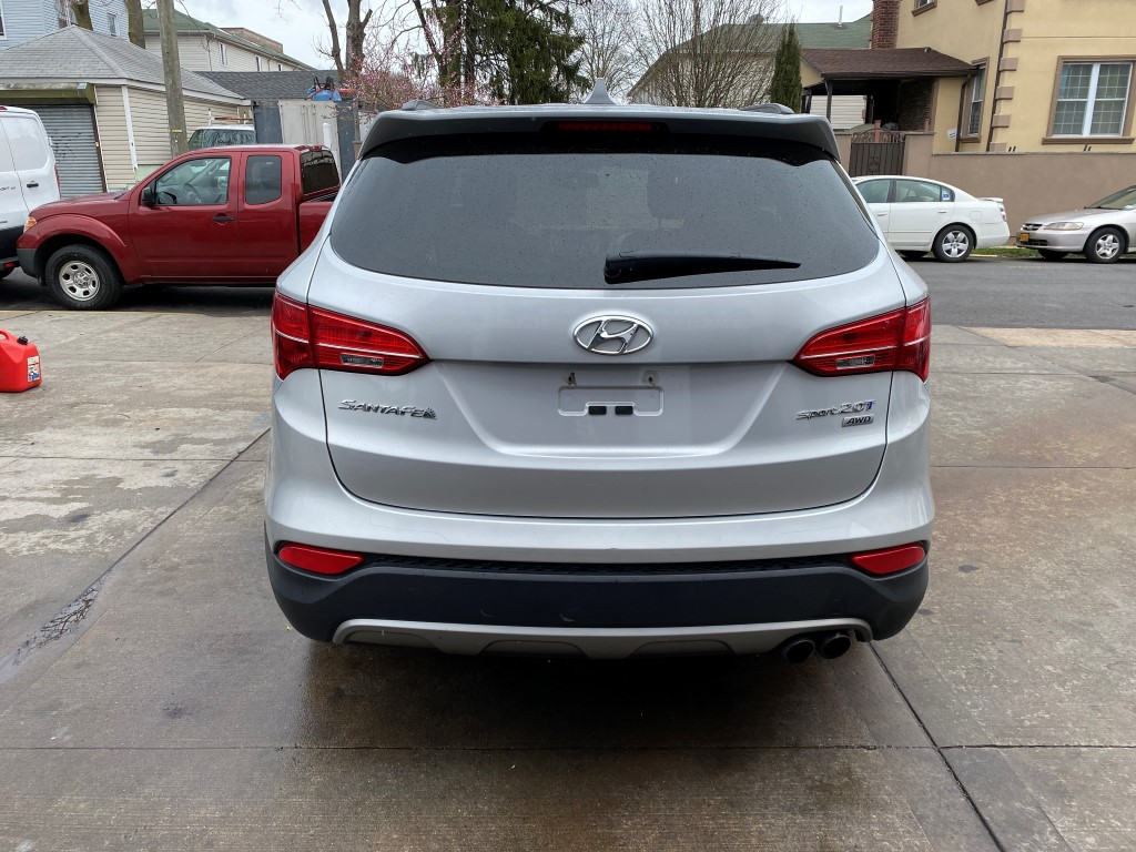Used - Hyundai Santa Fe Sport AWD SUV for sale in Staten Island NY