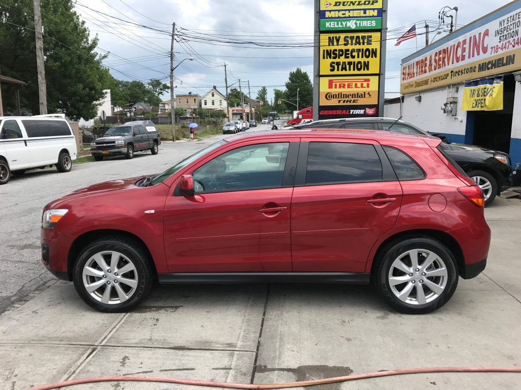 Used - Mitsubishi Outlander Sport ES SUV for sale in Staten Island NY