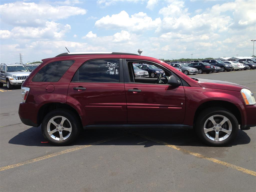 offers used car for sale 2007 chevrolet equinox ls 2wd suv 6 in. Black Bedroom Furniture Sets. Home Design Ideas