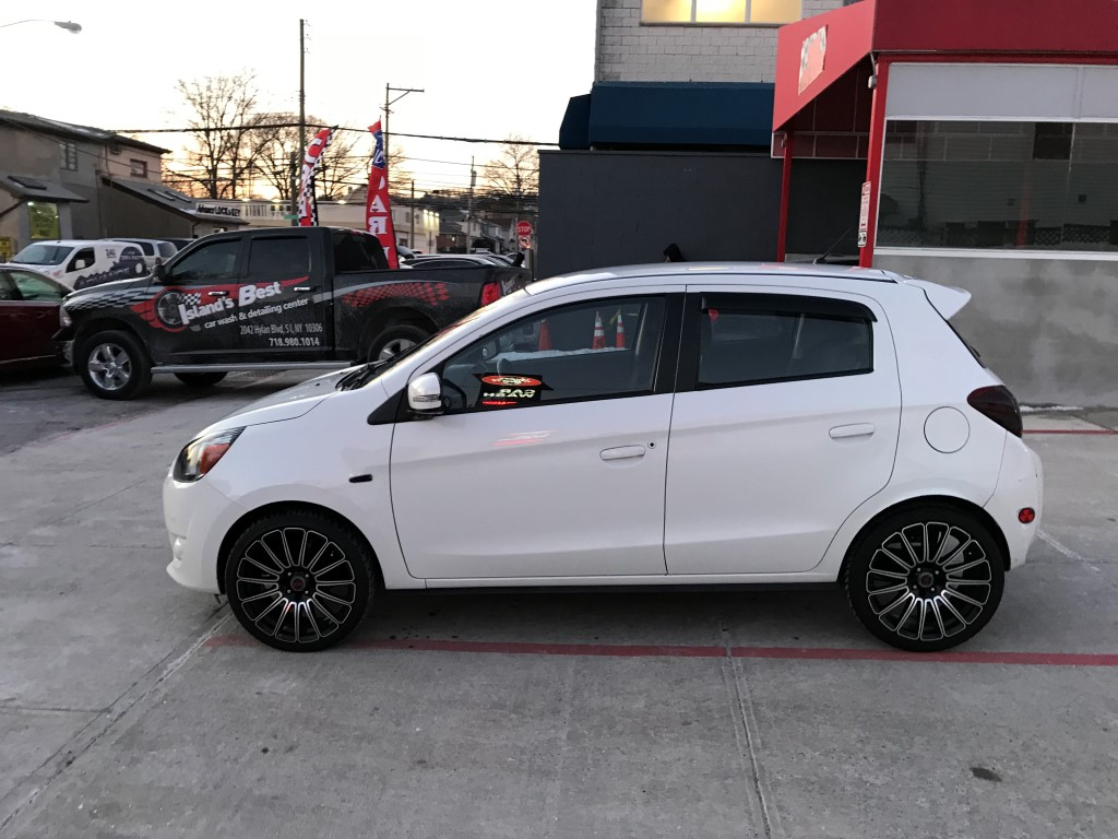Used - Mitsubishi Mirage Hatchback for sale in Staten Island NY